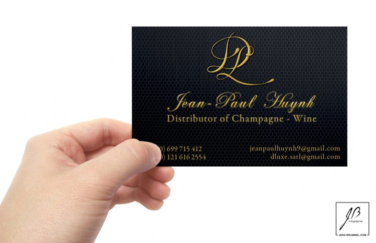 Distributor of champagne – wine