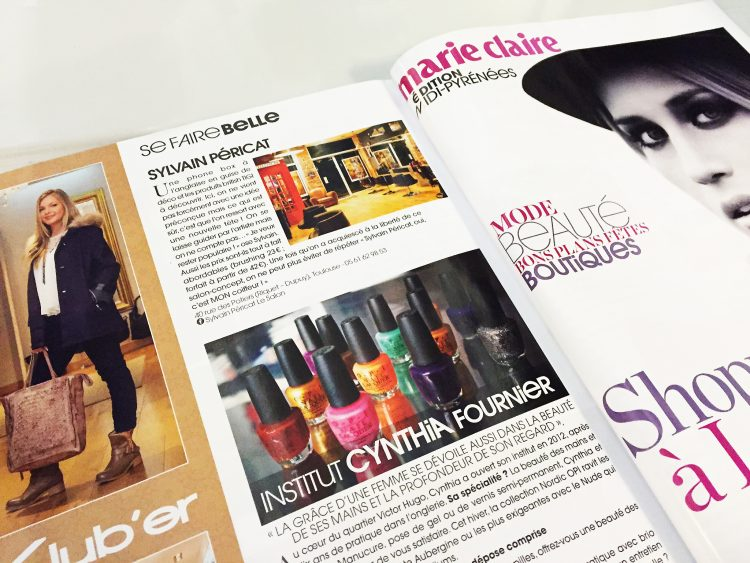 Marie-Claire Magazine