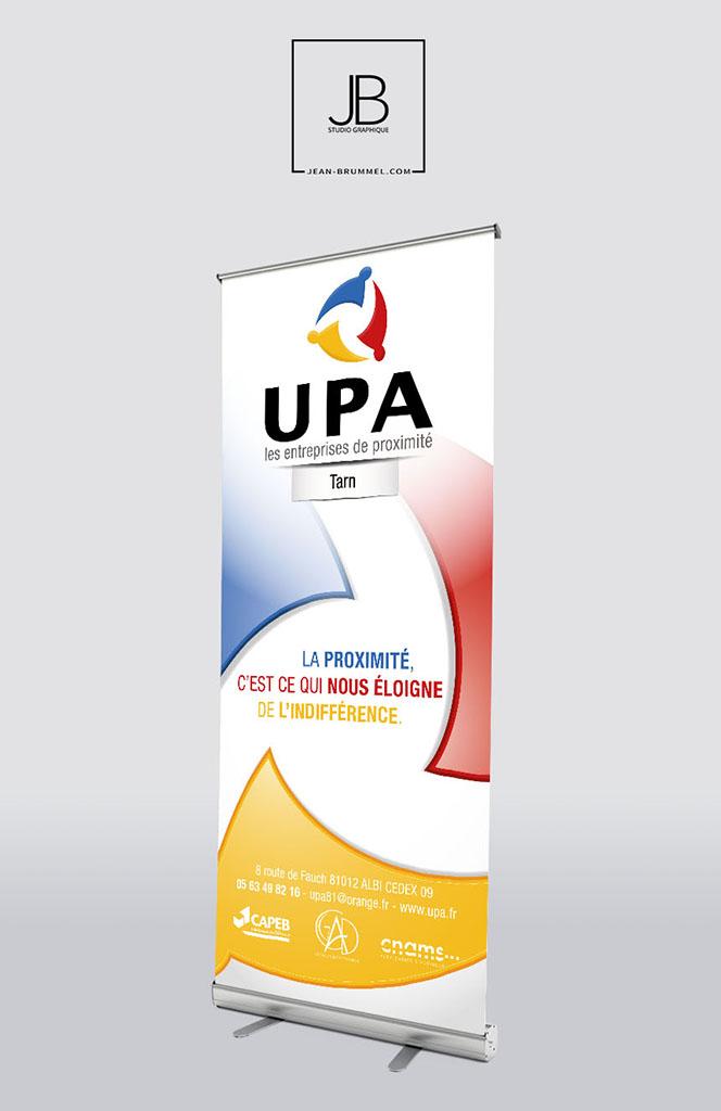 Kakemono – UPA