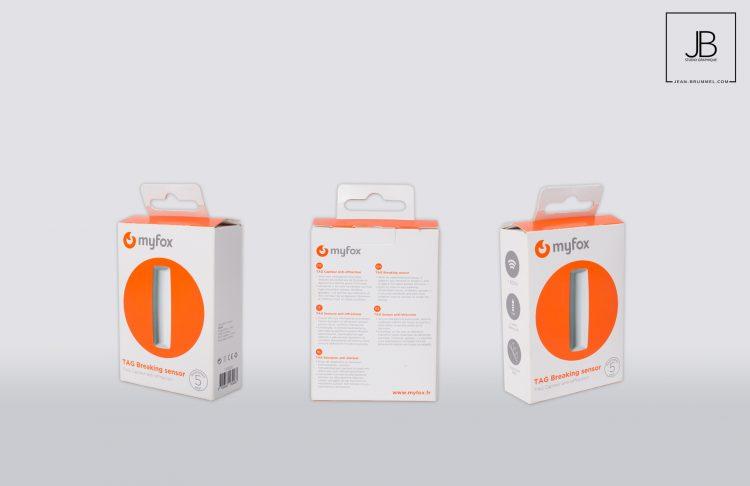 Packaging Tag Breaking Sensor